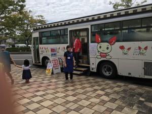 4、献血車